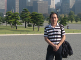 福州高级中学副校长——陈飞舟